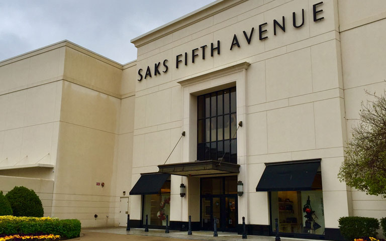 Saks Fifth Avenue - Triangle Town Center - Raleigh, NC
