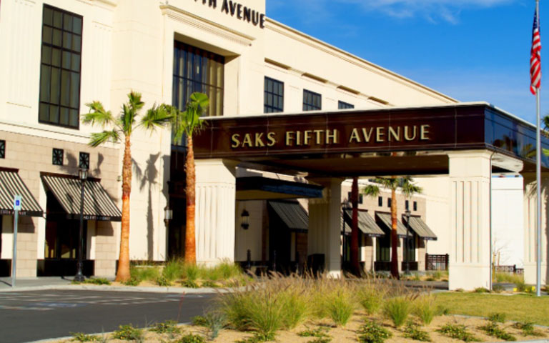 Saks Fifth Avenue - Fashion Show Mall - Las Vegas, NV
