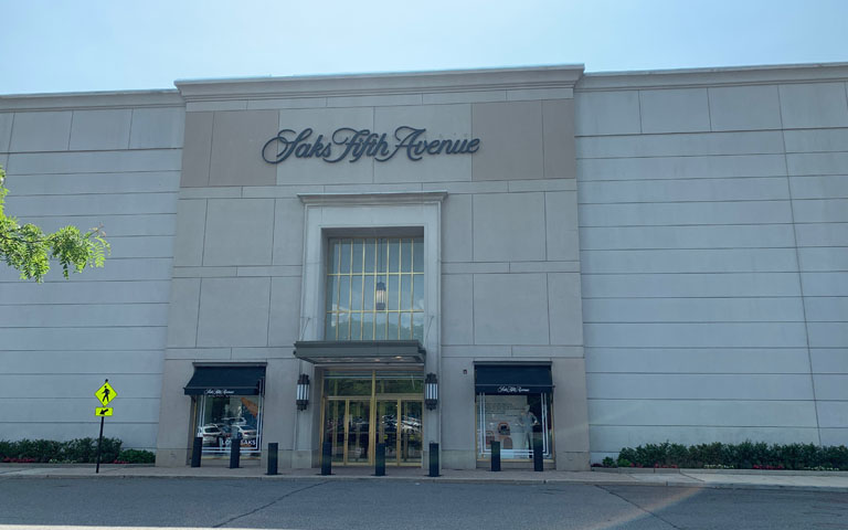 Saks Fifth Avenue - Walt Whitman Mall - Huntington Station, NY