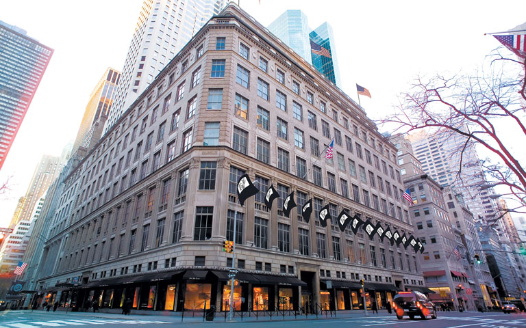 Saks Fifth Avenue - Freestanding - New York, NY