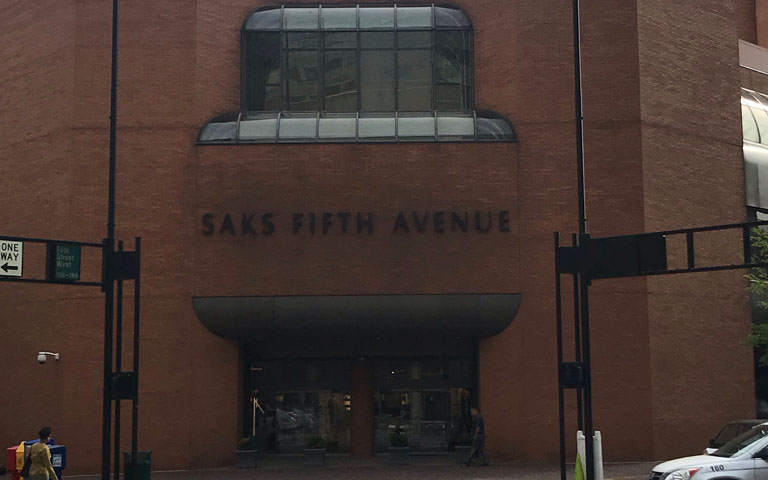 Saks Fifth Avenue - Freestanding - Cincinnati, OH