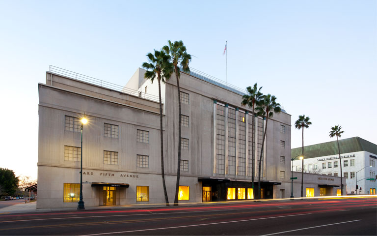 Saks Fifth Avenue - Freestanding - Beverly Hills, CA