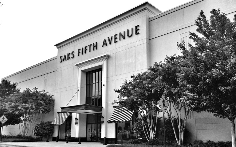 Saks Fifth Avenue - Stony Point Fashion Park - Richmond, VA