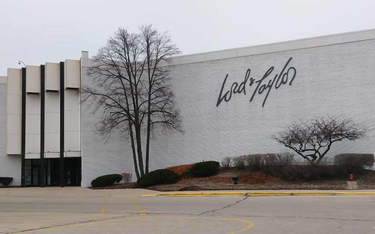 Lord + Taylor - Northbrook Court - Northbrook, IL