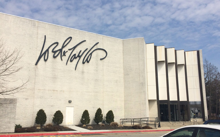 Lord + Taylor - Burlington Mall - Burlington, MA