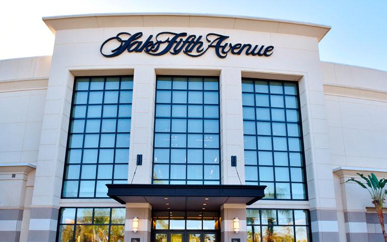 Saks Fifth Avenue - Gardens Mall - Palm Beach Gardens, FL