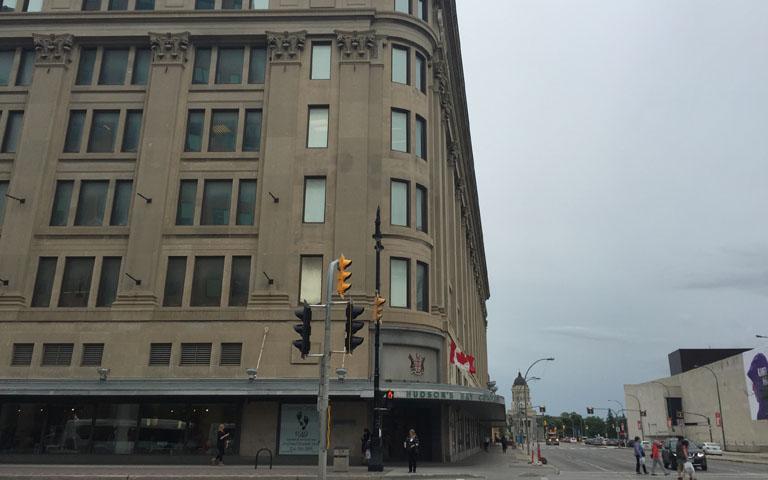 Hudson's Bay - Downtown - Winnipeg, MB