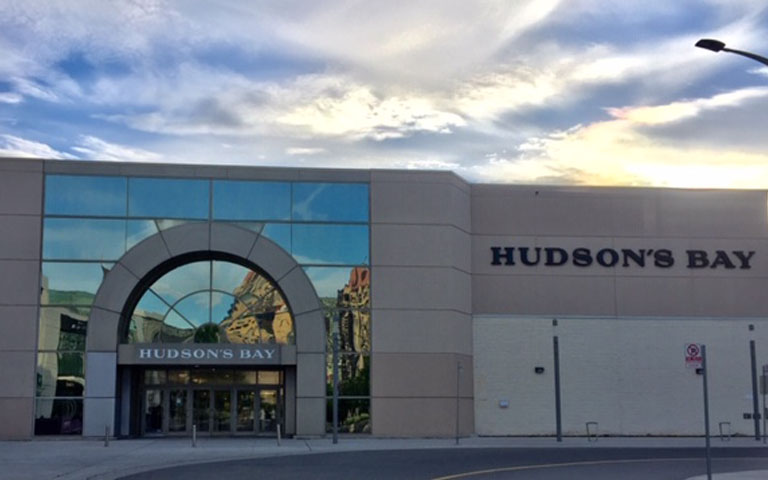 Hudson's Bay - Square One - Mississauga, ON