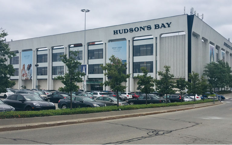 Hudson's Bay - Yorkdale Shopping Centre - North York, ON
