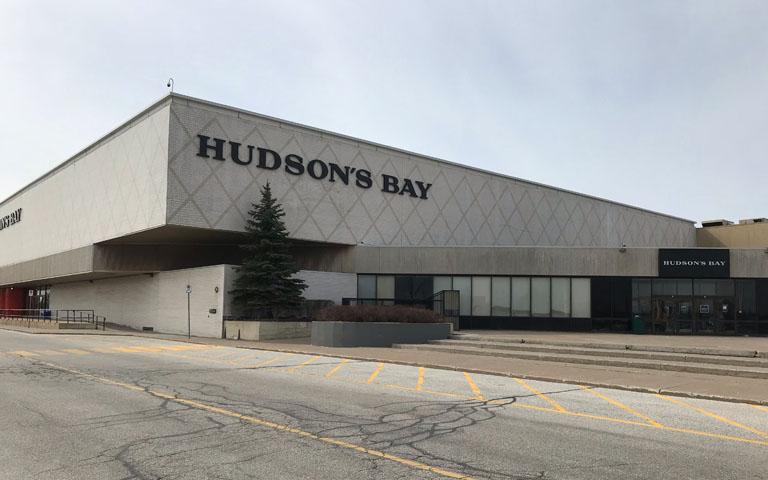 Hudson's Bay - Devonshire Mall - Windsor, ON