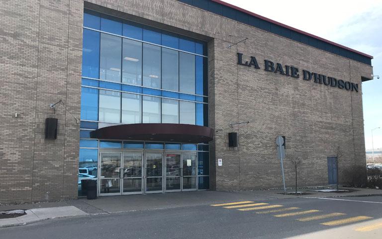 Hudson's Bay - Carrefour Laval - Laval, QC