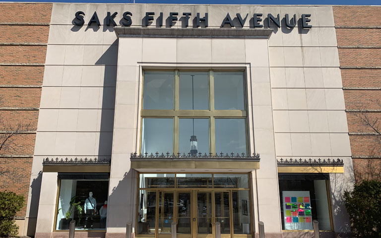 Saks Fifth Avenue - Somerset Mall - Troy, MI