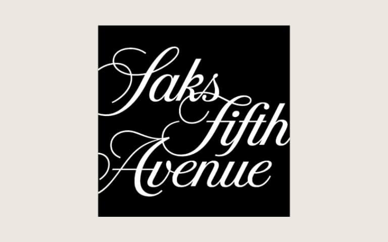 Logo de Saks Fifth Avenue