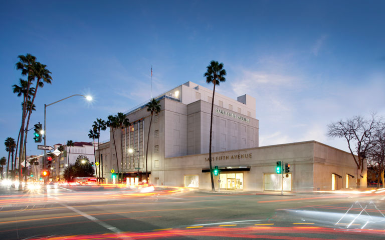 Saks Fifth Avenue - Beverly Hills
